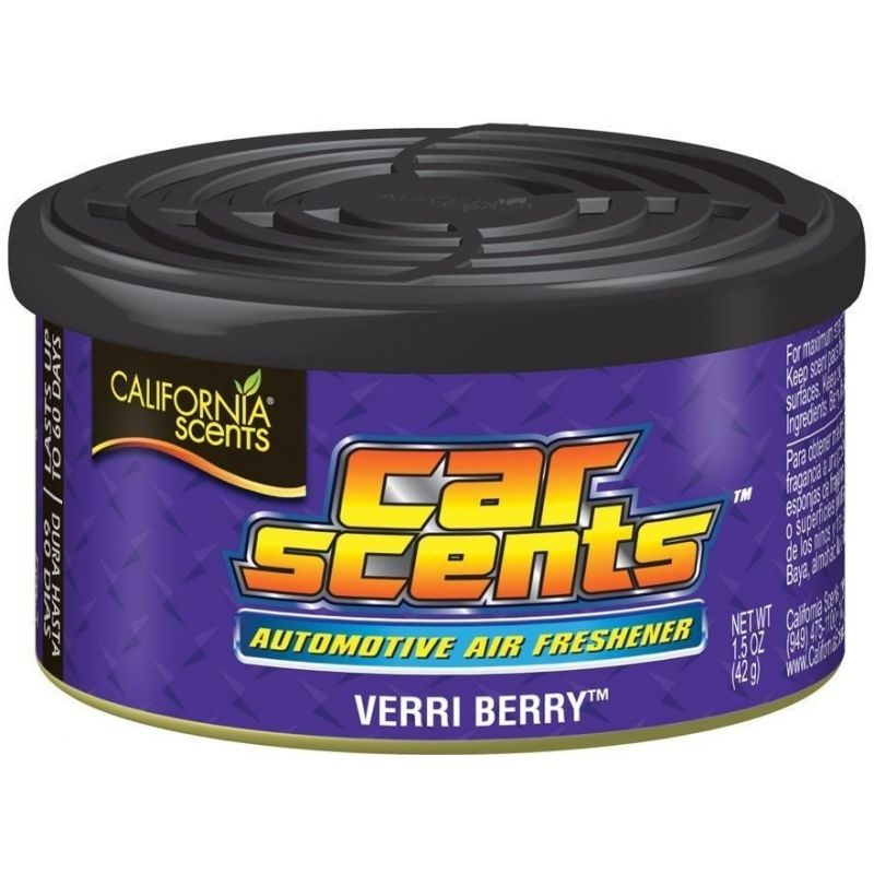 Vůně do auta California Car Scents - Borůvka