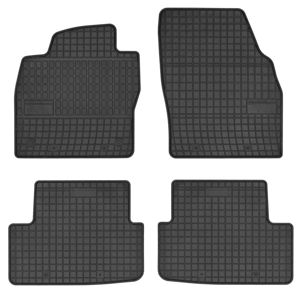 Gumové koberce, SEAT IBIZA V, 2017->