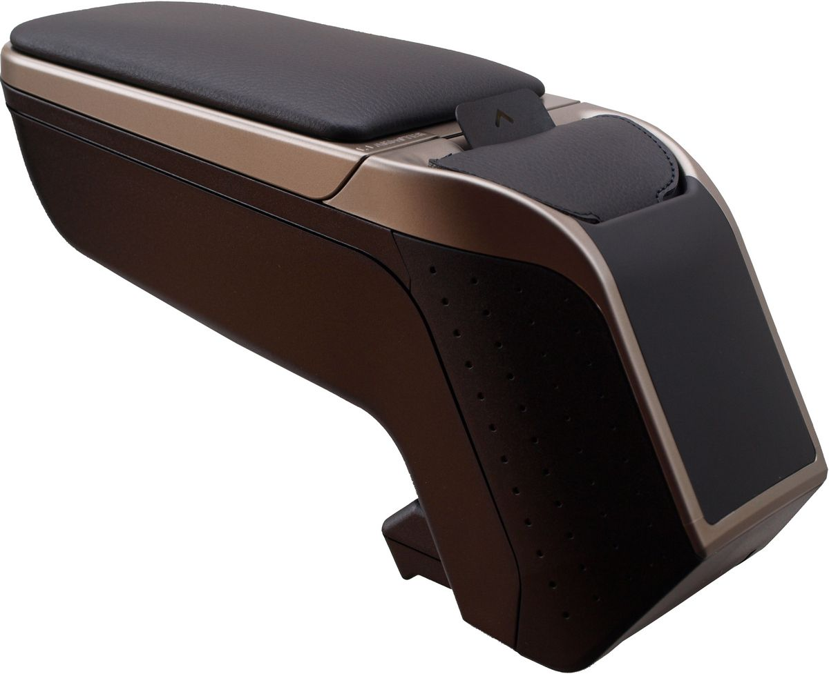 Loketní opěrka - područka ARMSTER 2, Fiat Grande Punto, 2005->, bez vyhřívaných sedadel