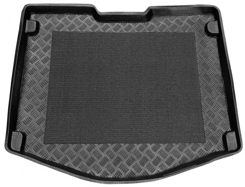 Plastová vana do kufru Ford C-MAX II, 2010->, se sadou na opravu pneu v kufru