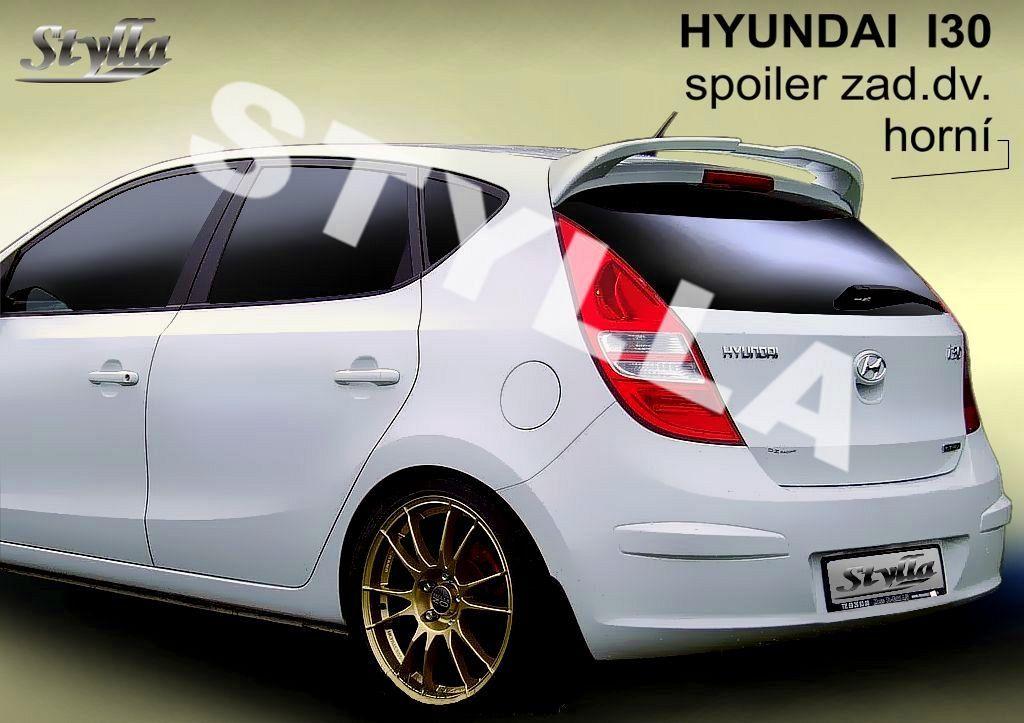 Spoiler zadních dveří horní, Hyundai i30 I, 2007-2012