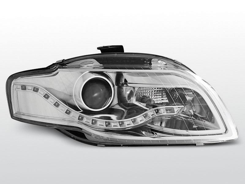 Přední světla, AUDI A4 B7, 2004->2008