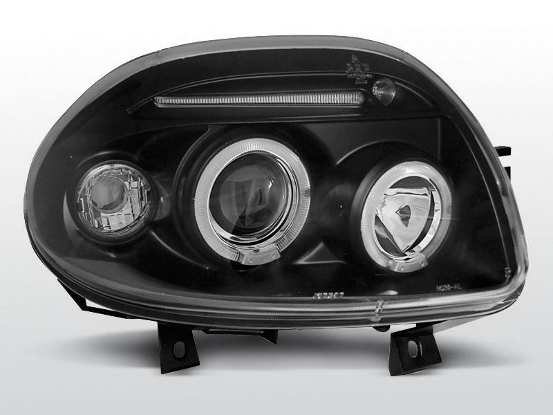 Přední světla, RENAULT CLIO II, 1998->2001