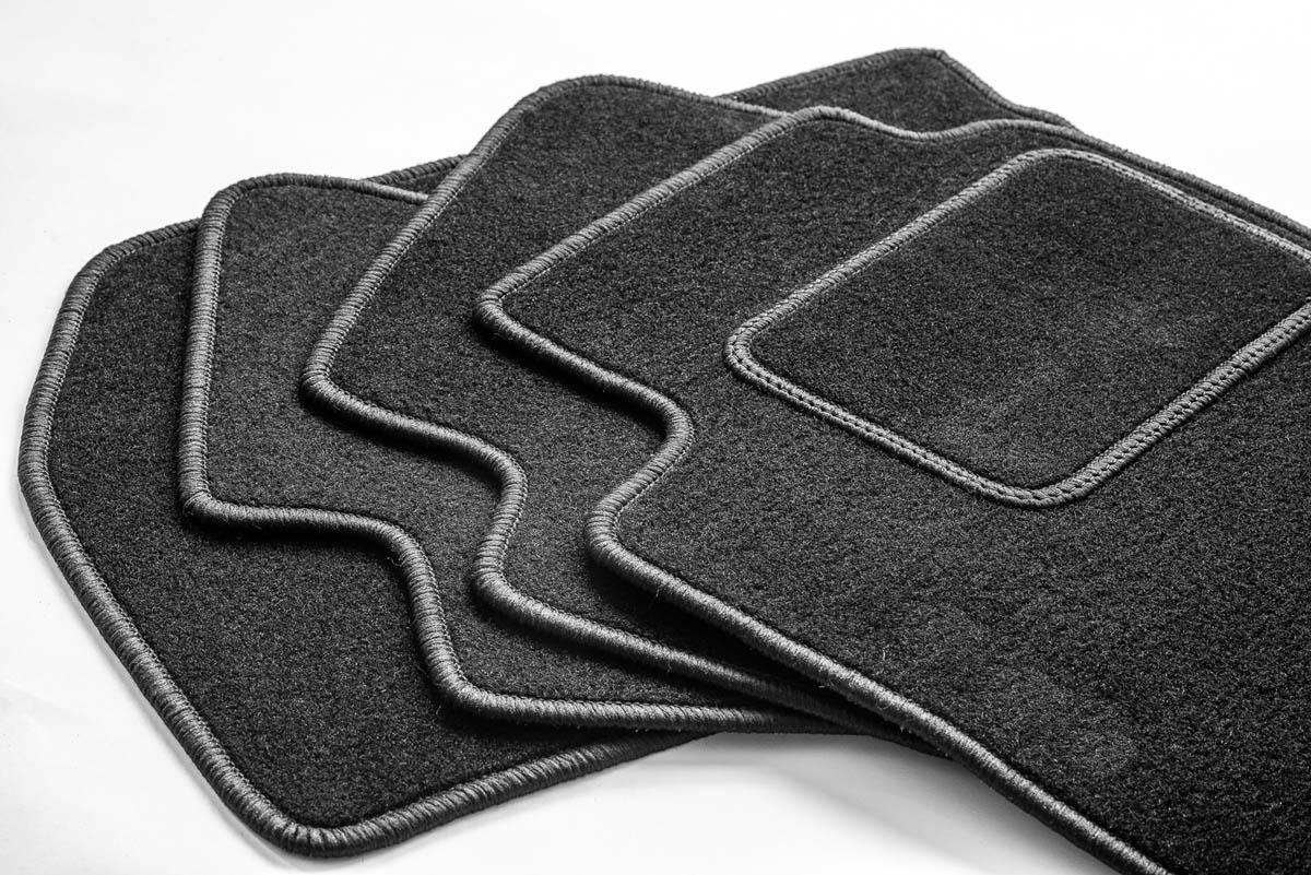 Textilní velurové koberce-Premium šité na míru, TOYOTA PICNIC