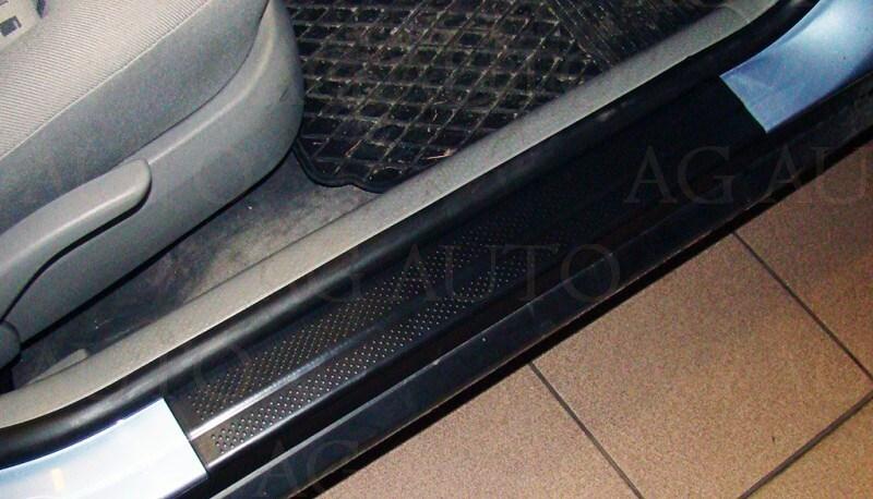 Plastové kryty prahů, VW Passat B5, 1996->2005