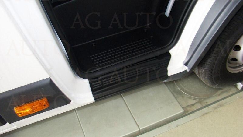 Plastové kryty prahů, Fiat Ducato III, 2006->2017