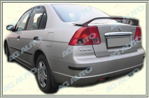Spoiler zadní kapoty, HONDA Civic VII, 01-> SDN